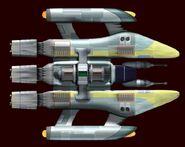 Pythus class dorsal