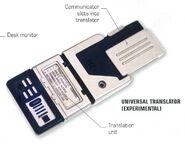 Universal translator experimental