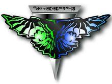 Romulan emblem image.