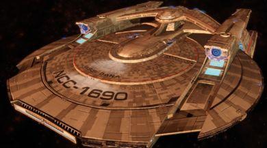 USS Dana (hologram)