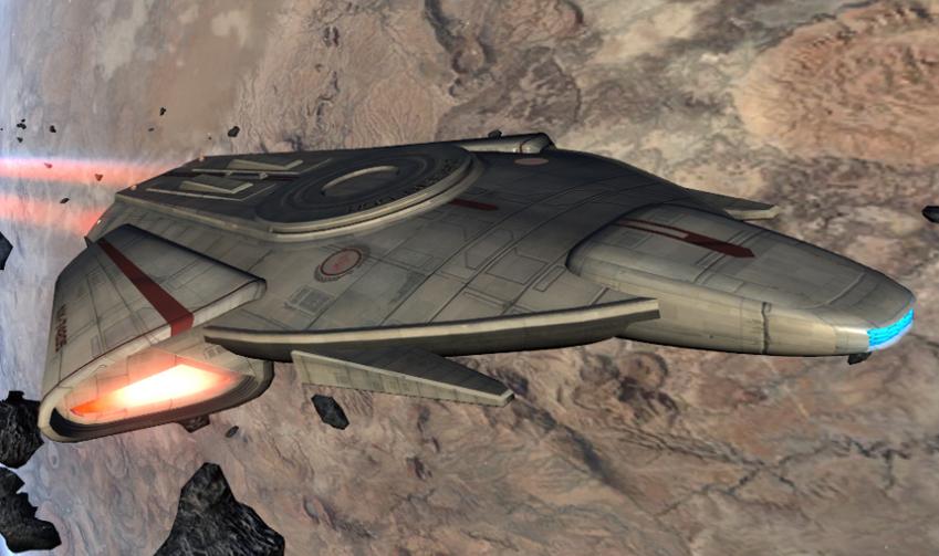 Vigilant class (tactical escort)