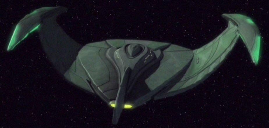 Romulan bird-of-prey (22nd century)