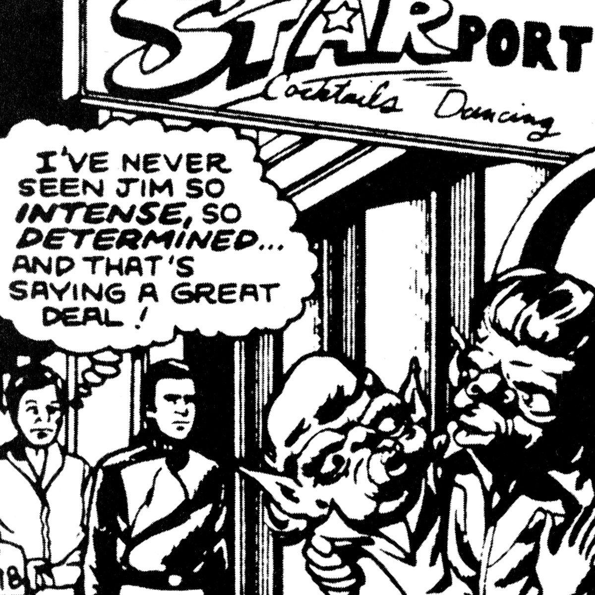 Starport Bar
