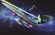 Romulan-Federation Skirmish 3