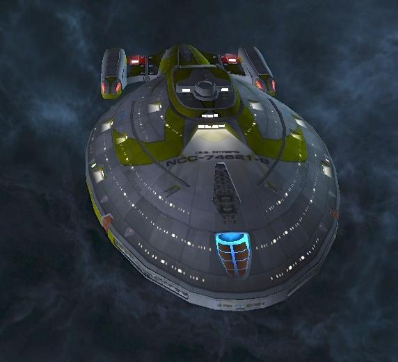 ISS Intrepid (NCC-74621-B)