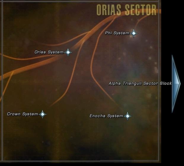 Orias sector