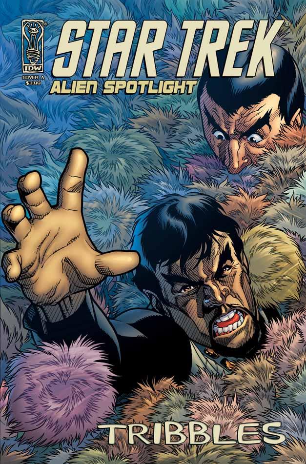 Alien Spotlight: Tribbles