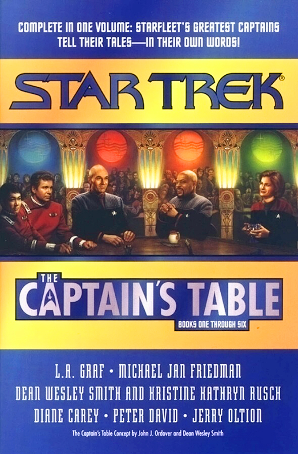 Star Trek: The Captain's Table