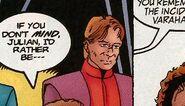 Bajoran DS9 officer