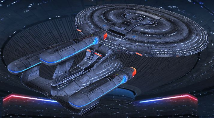 USS Calypso (Galaxy X class)