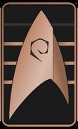 Starfleet Ranks 2250s Operations Division - Cadet Junior