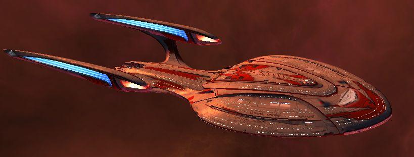 ISS Enterprise (NCC-1701-F)