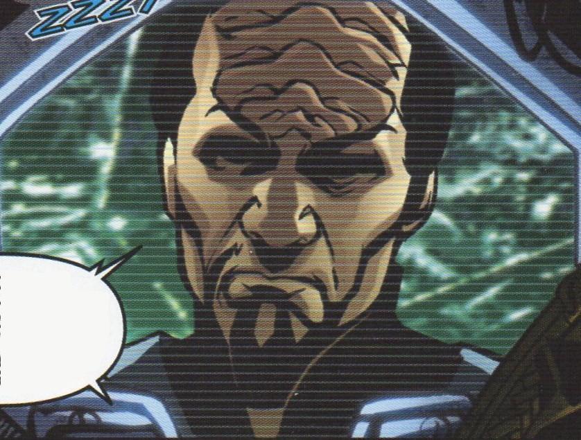 Kor, son of Rynar (Kelvin timeline)