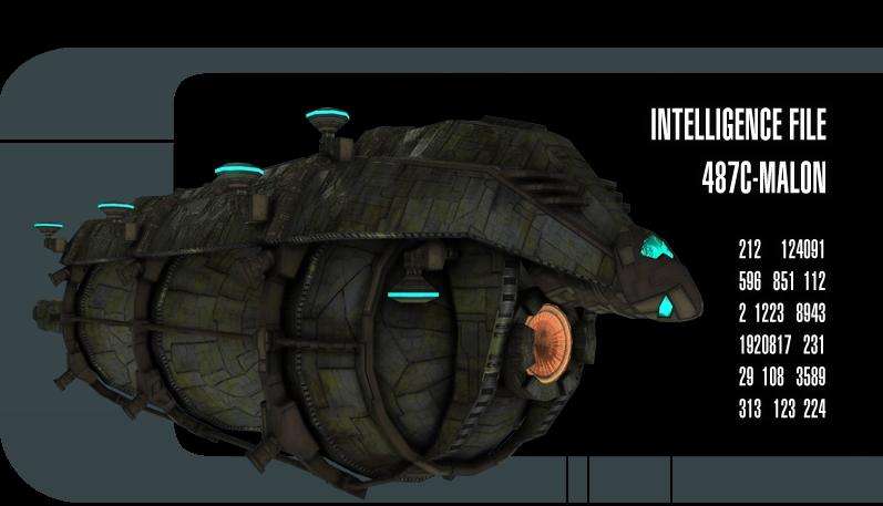 Malon cruiser