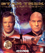 Star Trek Generations PC Game