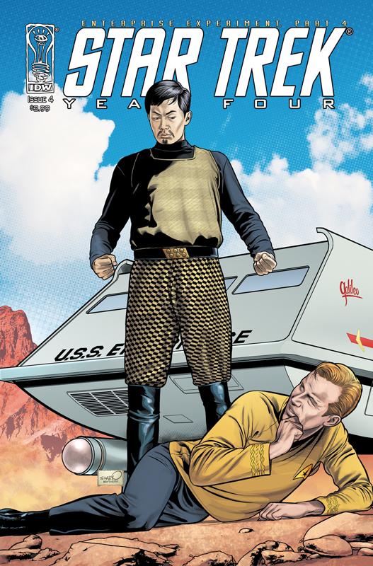 The Enterprise Experiment, Part 4