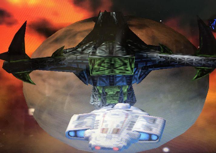 Martok's Base (Qo'noS)