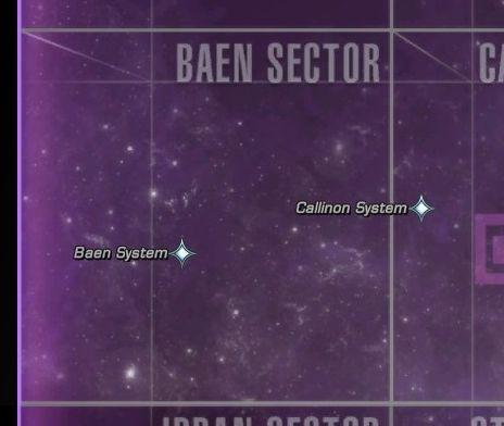 Baen sector