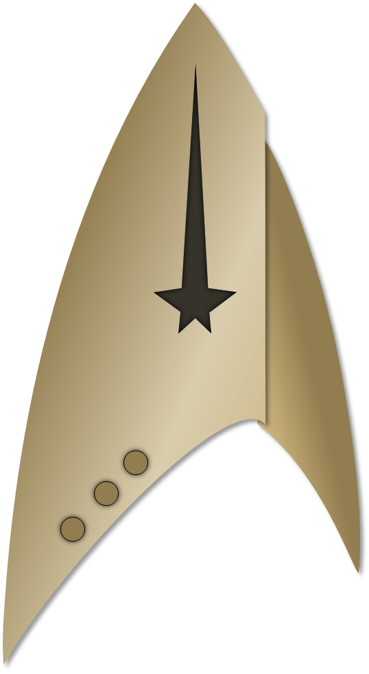 USS Shenzhou personnel roster