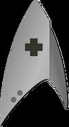 Starfleet Ranks 2250s Medical Division - Lieutenant