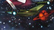 Romulan bird-of-prey (Pandora Principle)