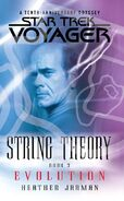 String theory evolution