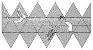 Deneb IV map