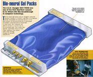 Bioneural gel pack