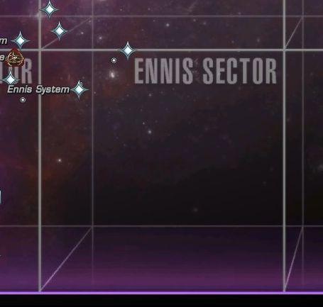 Ennis sector