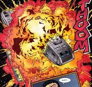 Hudson destruct
