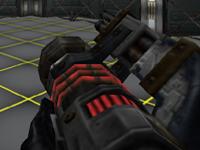 Scavenger rifle