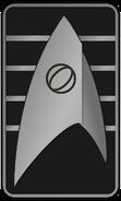 Starfleet Ranks 2250s Science Division - Cadet Senior