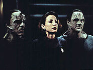 Damar, Kira and Garak