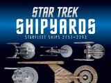 Shipyards: Starfleet Ships 2151 - 2293