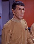 Spock in 2265