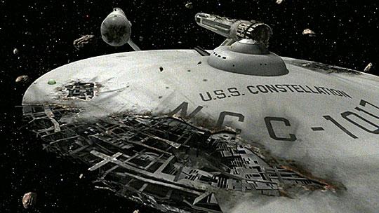 USS Constellation (NCC-1017)
