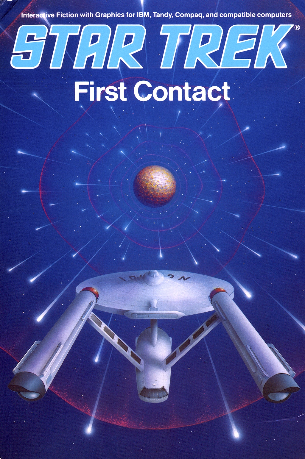 First Contact (game)