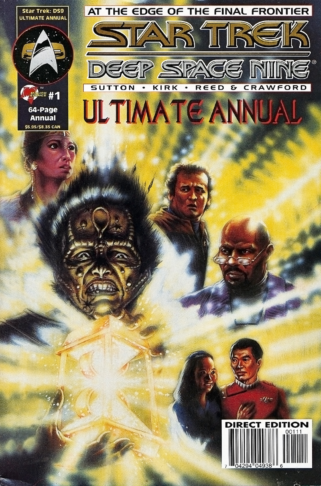 Ultimate Annual