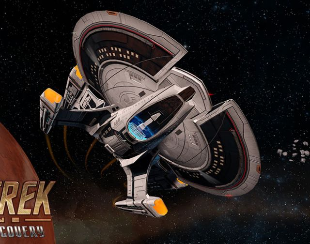Command dreadnought cruiser