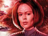 Lt. Commander B'Elanna Torres