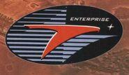 IXS Enterprise emblem