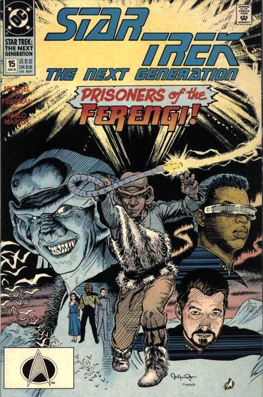 Prisoners of the Ferengi