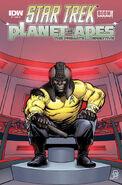 The Primate Directive, 1B