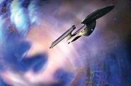 Unnamed Excelsior-class starship