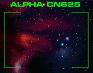 Alpha CN625 region