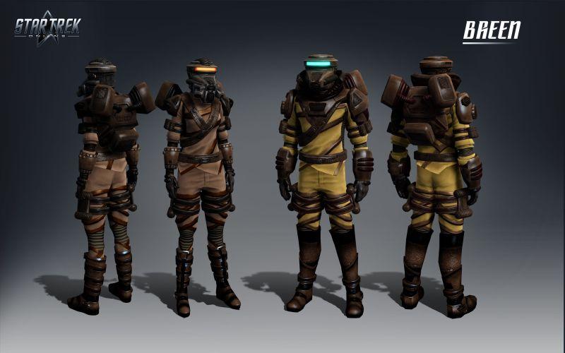 Adaptation suit