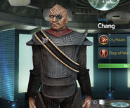 Fleet command Chang
