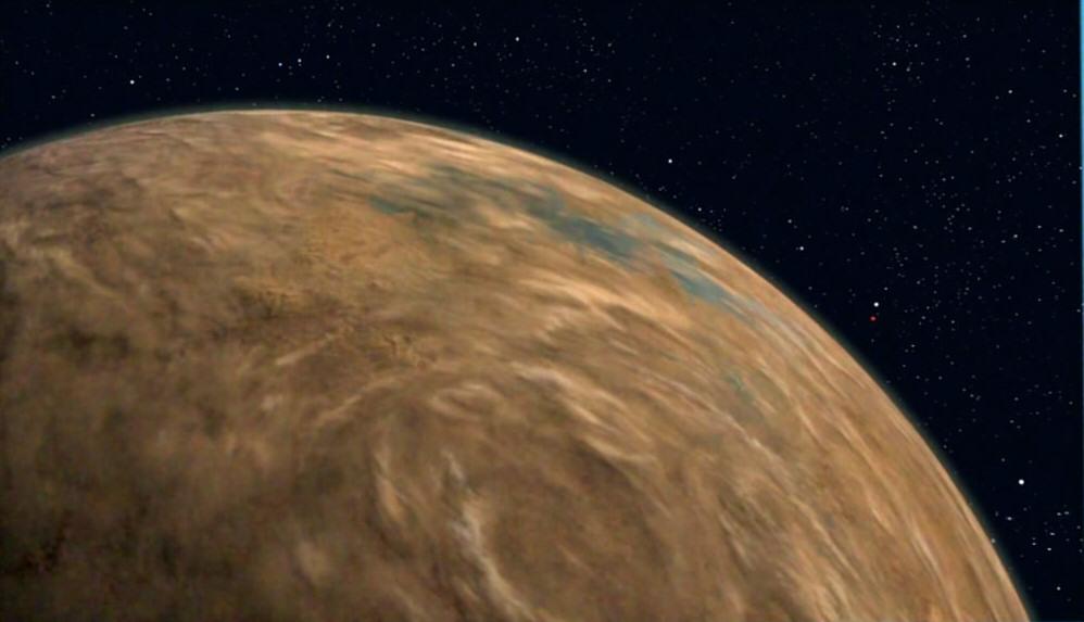 Class G silicate planet