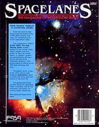 Spacelanes cover