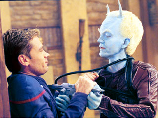 The Andorian Incident